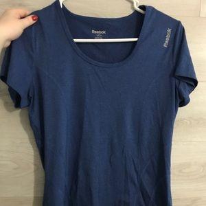 Women's Reebok workout shirt